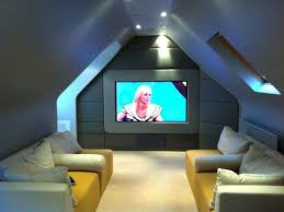 Home Theater Decoration Top 25 Best Small Home Theaters Ideas On Pinterest Small Media