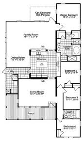 love the placement of the laundry room in this floor plan