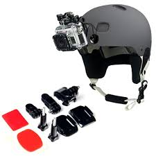 gopro motocross helmet mount amazon com helmet front adhesive mount bracket for gopro hd hero