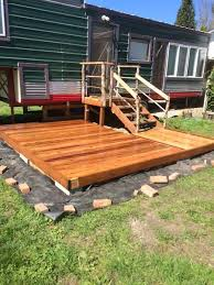 Tiny House Deck by Tiny Home For Sale U2013 Tiny House Swoon