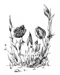 tattoo flower drawings tattoo piercings picmia