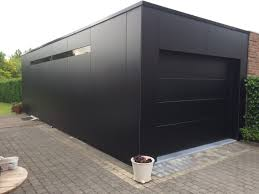 best 25 modern garage ideas on pinterest modern garage doors garage trespa black luxury home decor