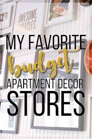 my favorite budget college apartment decor stores swirl