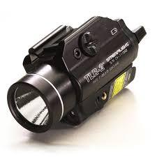 best laser light for glock 17 amazon com streamlight 69120 tlr 2 c4 led rail mounted weapon