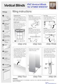 blinds measuring guide pvc vertical blinds