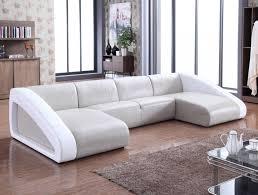 Leather U Shaped Sofa U Shaped Sectional Sofa
