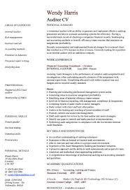 Night Auditor Resume Auditor Resume Examples Create My Resume Best Accountant Resume