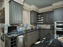 Painted Off White Kitchen Cabinets Kitchen Grey Kitchen Dark Grey Kitchen Cabinets Greige Kitchen