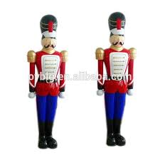 Nutcracker Statues Christmas Decorations by Christmas Decoration Resin Statues Outdoor Nutcracker Soldier