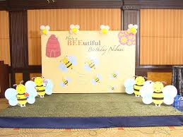 Bumble Bee theme Backdrop Untumble