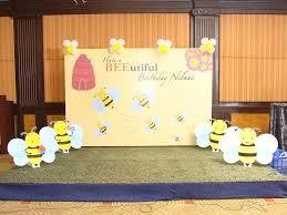 bumblebee party supplies bumble bee theme backdrop untumble