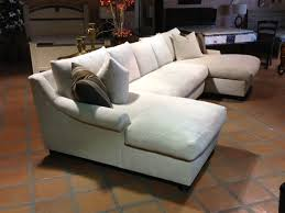Down Feather Sofa Bradly Double Chaise Feather Down Sectional