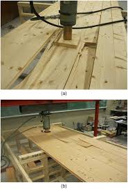 Tongue And Groove Roof Sheathing by Effects Of Load Sharing In Wood Tongue And Groove Plank Decking