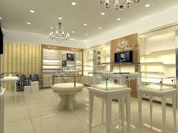Cheap And Modern Furniture by Cheap Furniture Design Of Jewellery Shop With Crystal Chandelier