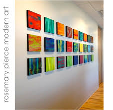 painted wood wall modern wall sculptures painted wood installation