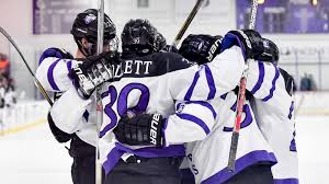 bentley college hockey crusaders to conclude regular season at bentley holy cross