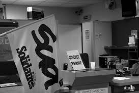 bureau de poste rennes occupation par sud ptt du bureau de poste de la poterie