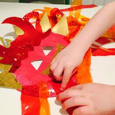 chinese dragon mask craft for kids daisies u0026 pie