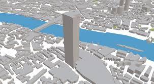 Js Map D3 Js I Want To Render A City In 3d With My Geo Json File