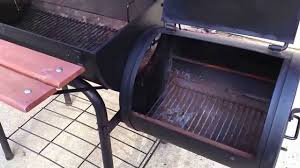 char griller smoker smokin pro modifications and tools backyard