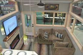 tiny house models tiny house town utopian villas u0027 denali model 400 sq ft