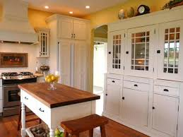 Cottage Kitchen Cupboards - emejing cottage style kitchen cabinets pictures home decorating