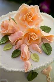 how to make gum paste flowers these roses are to die for cake