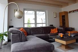 italienisches sofa modernes wohnzimmer mit italienischer ledercouch und