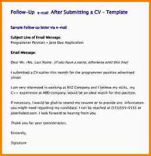 Follow Up Letter After Sending Resume Gallery Creawizard Com All About Resume Sample