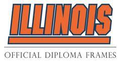 of illinois diploma frame of illinois diploma frames and uiuc graduation displays