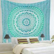 Light Colored Tapestry Women Ladies Beach Scarf Shawl Towel Tapestry Wall Hanging Decor
