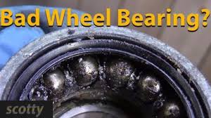 how to find if a wheel bearing is bad youtube
