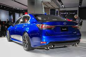 gsf lexus orange 2016 lexus gs f first look motor trend