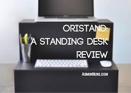 Fitbit Standing Desk Oristand Standing Desk Review Admin Hero