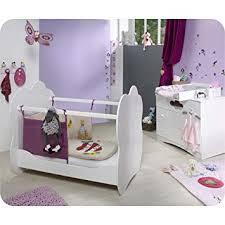 ma chambre de bebe mini chambre bébé altéa avec plan à langer blanc ma chambre d