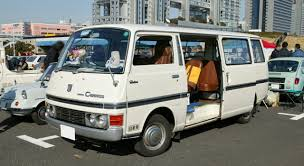 mitsubishi fuso camper nissan caravan wikipedia