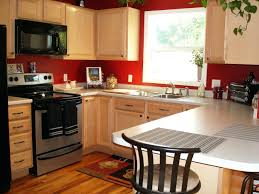 Modern Kitchen Colours And Designs Kitchen Gorgeous Small Modern Kitchen With And Black Color