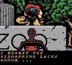 spider man 2 sinister screenshot 33 game boy