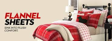flannel sheets macy s