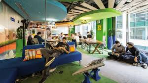Google Interior Design Best 60 Google Office Space Decorating Inspiration Of 30 Of The