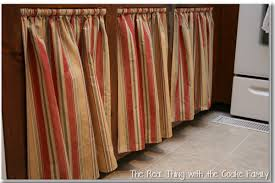 Kitchen Cabinet Doors Only Replace Kitchen Cabinet Doors With Curtains Tehranway Decoration