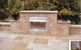 inspired outdoor fireplaces and firepits custom built