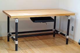 diy pipe computer desk iron desk diy kee kl desk simplified building
