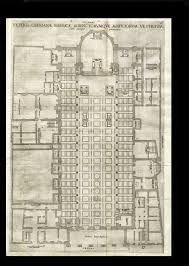basilica floor plan idle speculations dedication of the basilica of st mary of the