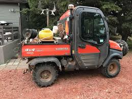 2011 kubota rtv1100 utility vehicle for sale 2 917 hours mandan