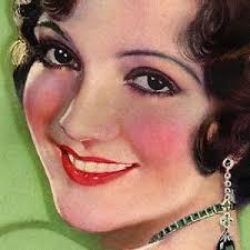 1920s womens makeup tn