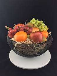 fresh fruit basket fresh fruit basket gifts and living spaces