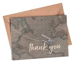 Vermont travel cards images Mini a7 folded thank you cards new vintage travel paper willow jpg