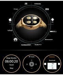 v360 mtk2502 smart watch w bt siri wake up by gesture silver