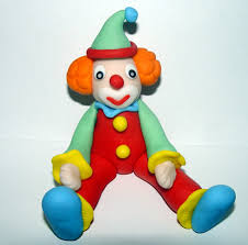 circus cake toppers fondant circus clown cake topper on luulla
